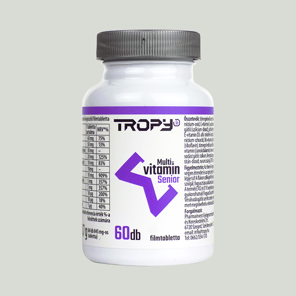 Tropy Multivitamin Senior