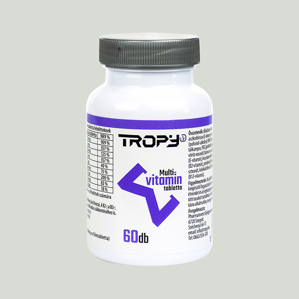 Tropy Multivitamin